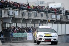2017-Szilveszter Rallye-csütörtök-Srnka Ondrej Tomas, Gomori Adam