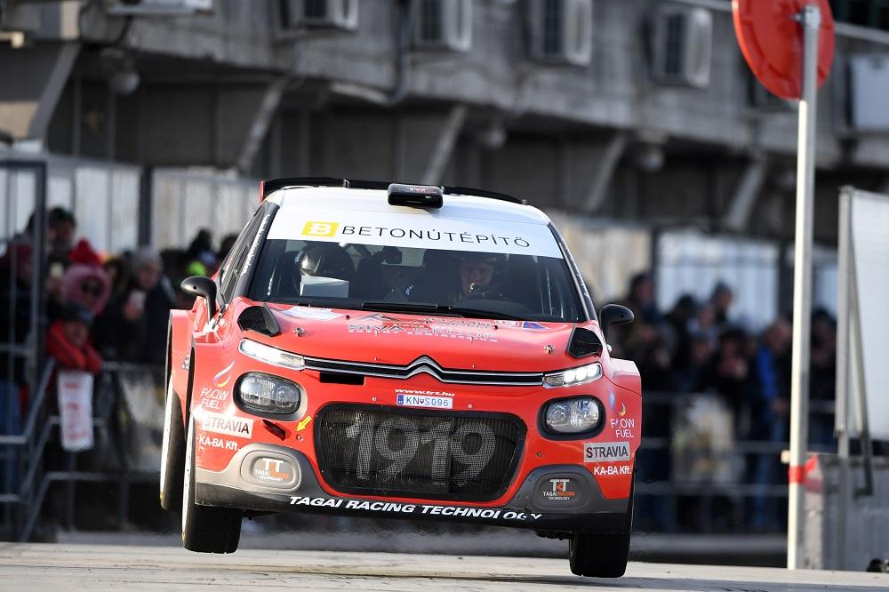 2019-Szilveszter Rallye-második szakasz-szombat1-velenczei1