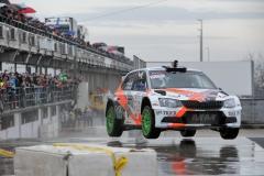 2018-Szilveszter Rallye-péntek-Bisaháék