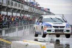 2018-Szilveszter Rallye-péntek-Kazárék