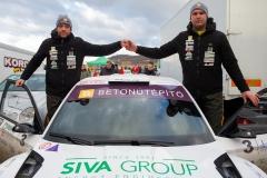 2018-Szilveszter Rallye-második-velenczeiék